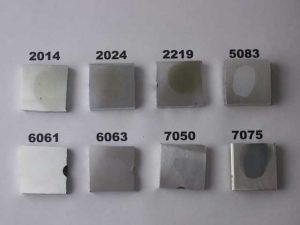 Lye blotch results Source: http://www.practicalmachinist.com/vb/general-archive/6061-t6-7075-t651-aluminum-84351/