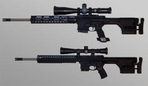 AR-10 vs AR-15
