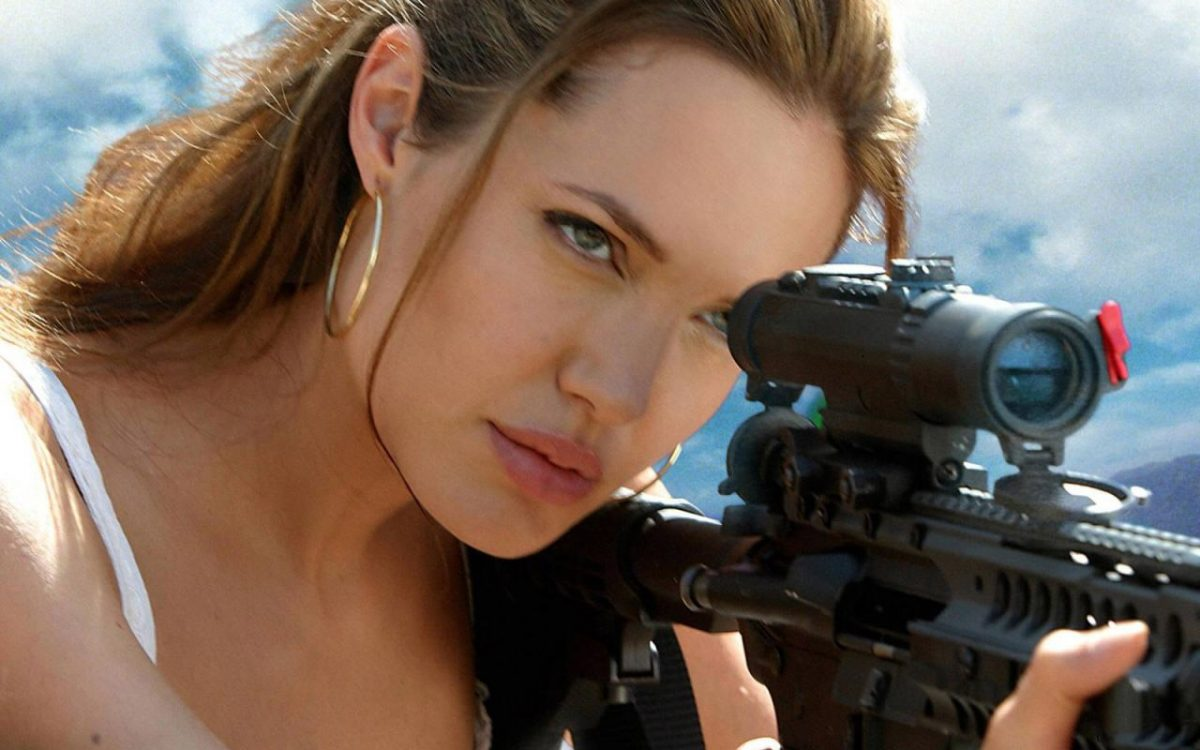 The Hottest Armed Celebs! You Will Never Guess Number 13!