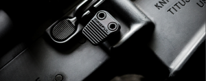 MagPul Enhanced Mag Release